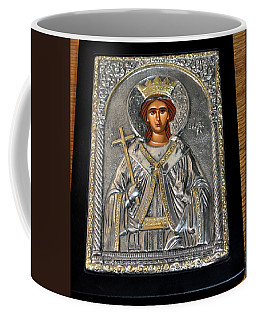 Russian Byzantin Icon Coffee Mug
