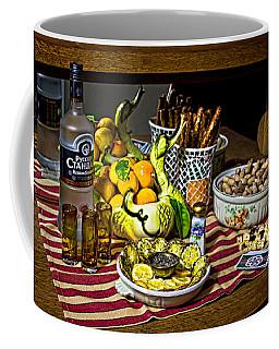 Russian Game Night Coffee Mug