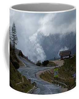 Russian Road - Slovenia Coffee Mug