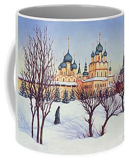 Russian Winter Coffee Mug