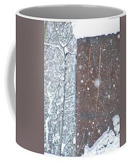 Rust Not Sleeping In The Snow Coffee Mug