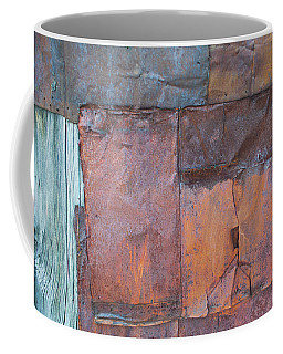 Rust Squared Coffee Mug