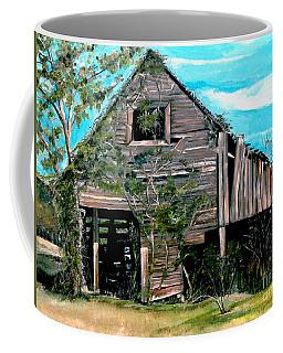 Rustic Barn - Mooresburg - Tennessee Coffee Mug