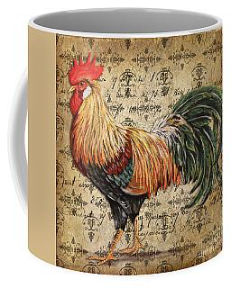 Rustic Rooster-jp2121 Coffee Mug