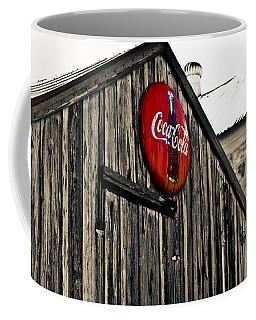 Rustic Coffee Mug
