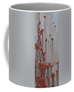 Rusty Abstract Coffee Mug