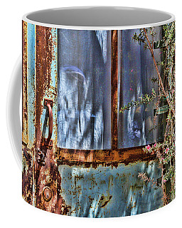 Rusty Charm By Diana Sainz Coffee Mug