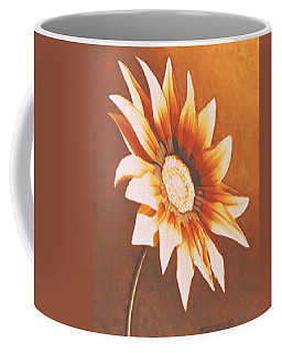 Rusty Gazania Coffee Mug