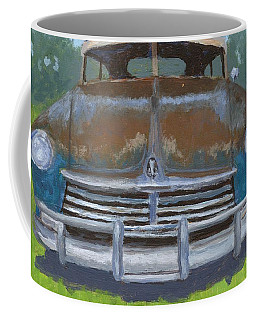 Rusty Hudson Coffee Mug