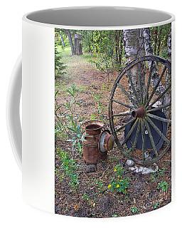 Abandoned - Heavy Depth Perception Coffee Mug