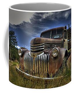 Rusty Relic Coffee Mug