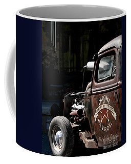 Rusty Transportation Coffee Mug