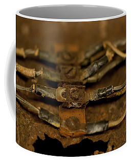 Rusty Wires Coffee Mug