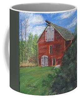 Ruth's Barn Coffee Mug