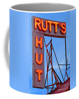 Rutt's Hut Coffee Mug