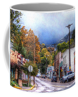 Coffee Mug featuring the photograph Ruxton Avenue by Lanita Williams