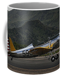 Ryan Pt-22 Recruit Coffee Mug