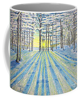 S. Winter. Coffee Mug