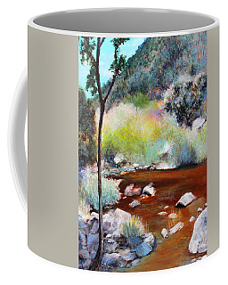 Sabino Canyon Scenes 2 Coffee Mug