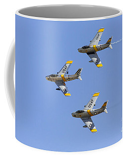 Sabres Of The Horsemen Coffee Mug