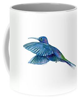 Sabrewing Hummingbird Coffee Mug