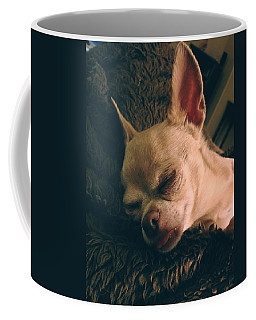 Sacked Out Coffee Mug