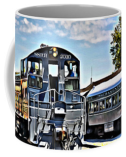 Sacramento Southern Coffee Mug