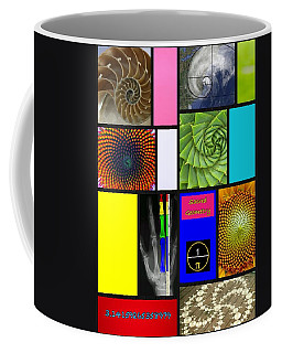 Sacred Geomerty Coffee Mug