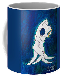 Sacred Kiss Coffee Mug
