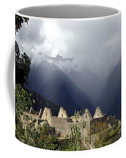 Sacred Mountain Echos Coffee Mug