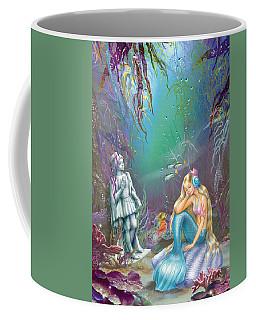 Sad Little Mermaid Coffee Mug