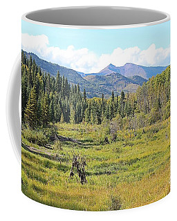 Saddle Mountain Coffee Mug