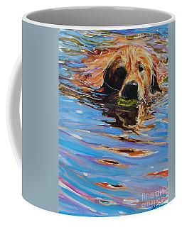 Sadie Has A Ball Coffee Mug
