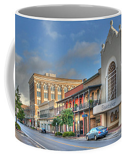Saenger Theater Coffee Mug
