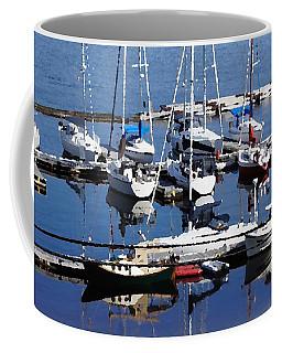 Safe In Sound Coffee Mug by David and Lynn Keller