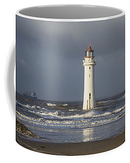 Safely Past Coffee Mug by Spikey Mouse Photography