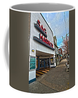 Sag Harbor Theater Coffee Mug