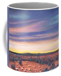 Sagebrush Sunset C Coffee Mug