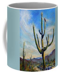 Saguaro Cacti Coffee Mug