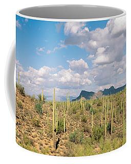Saguaro National Park Tucson Az Usa Coffee Mug