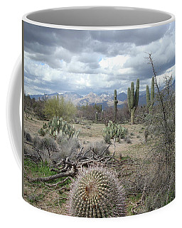 Saguaros Coffee Mug