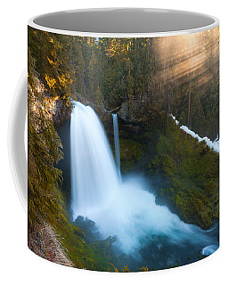 Sahalie Falls Coffee Mug