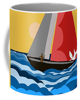 Sail Day Coffee Mug