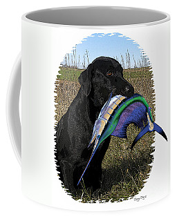 Sail Retriever  Coffee Mug