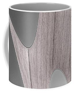 Sailcloth Abstract Number 2 Coffee Mug by Bob Orsillo