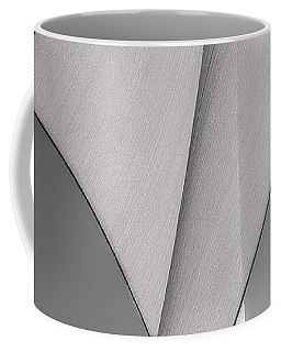 Sailcloth Abstract Number 3 Coffee Mug