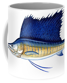 Sailfish Coffee Mug