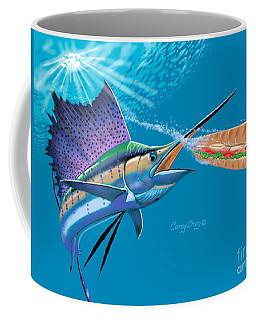 Sailfish Sub Coffee Mug