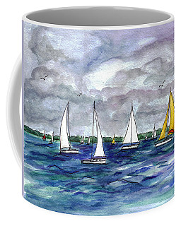 Sailing Day Coffee Mug