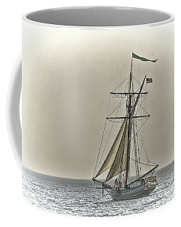 Sailing Off Coffee Mug